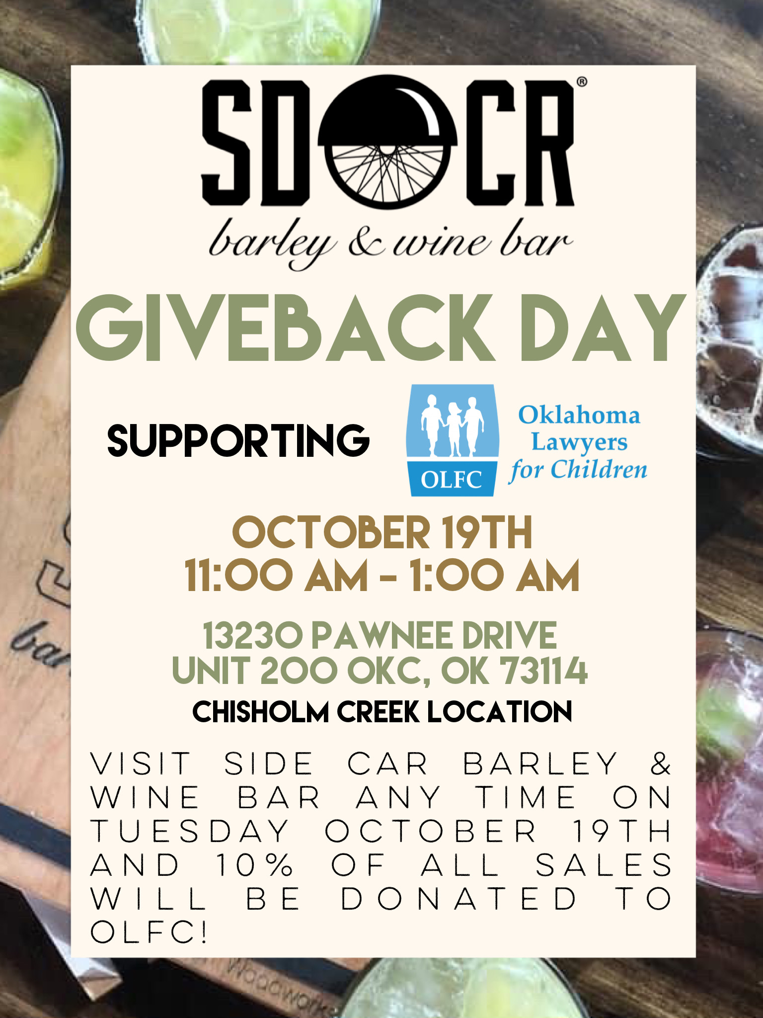Giveback day poster final